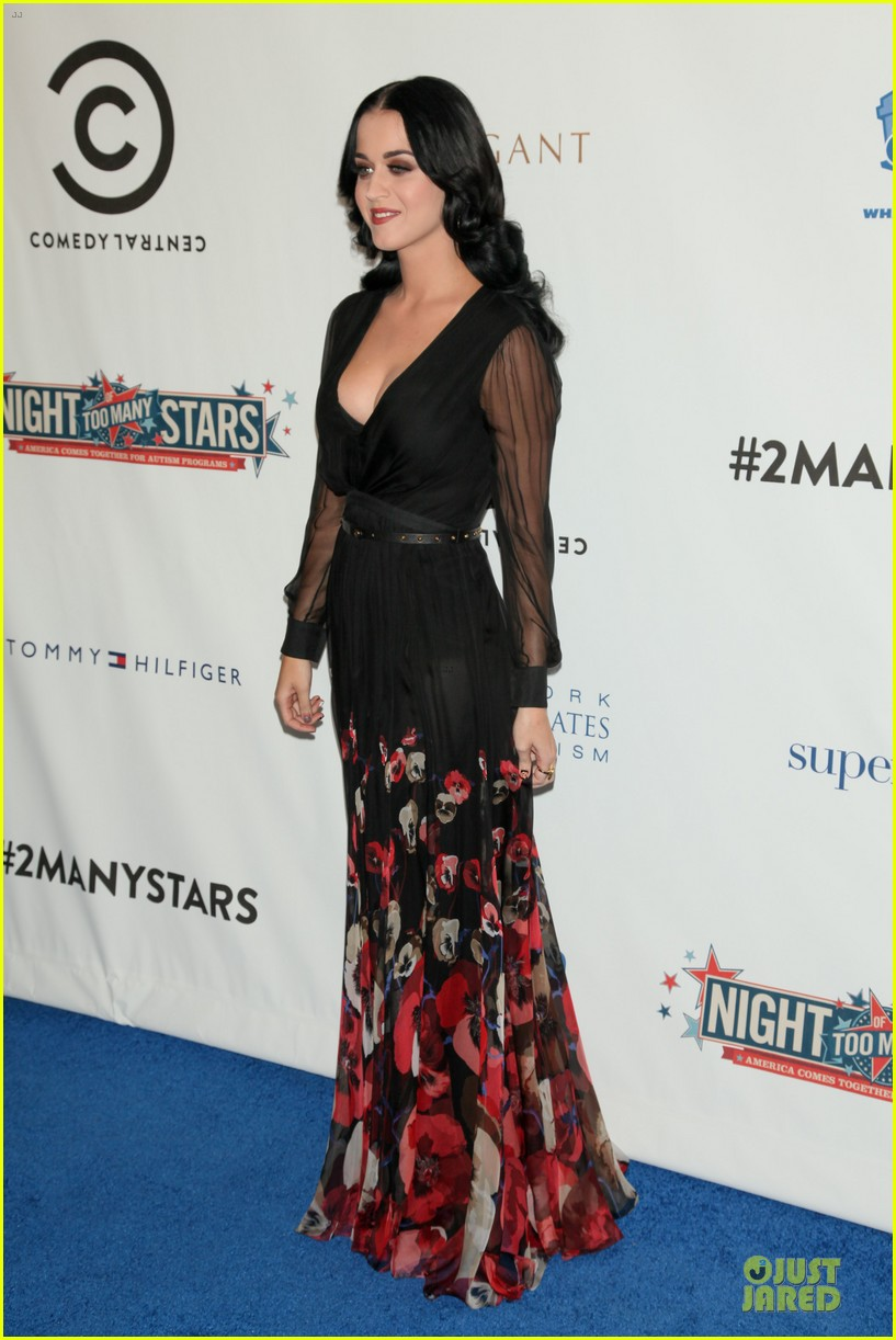 katy perry carly rae jepsen night of too many stars 25