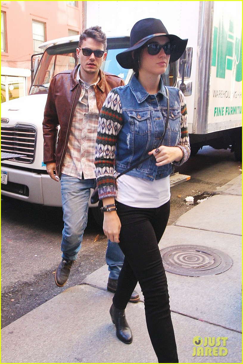 katy perry john mayer west village lunch date 01