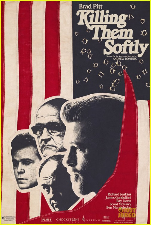 brad pitt new killing them softly posters 05
