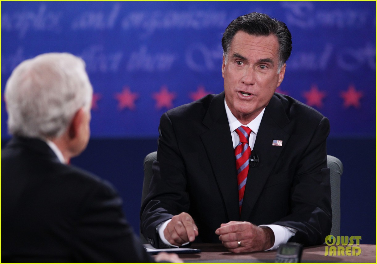 watch final presidential debate with barack obama mitt romney 112742997