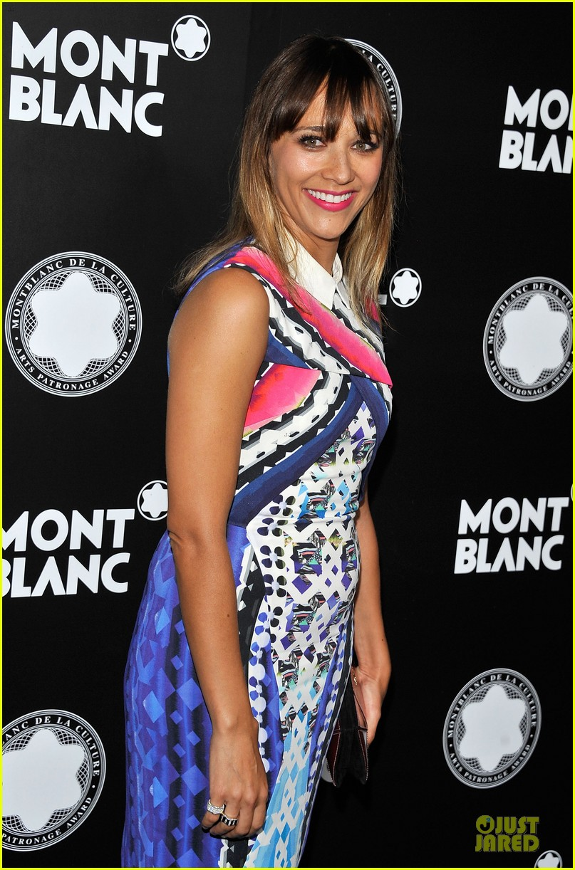 rashida jones jesse williams montblac awards 212732121