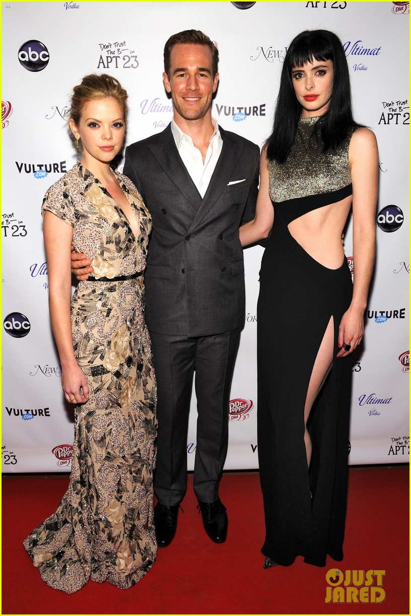 krysten ritter dont trust the b in aparrtment 23 premiere 01