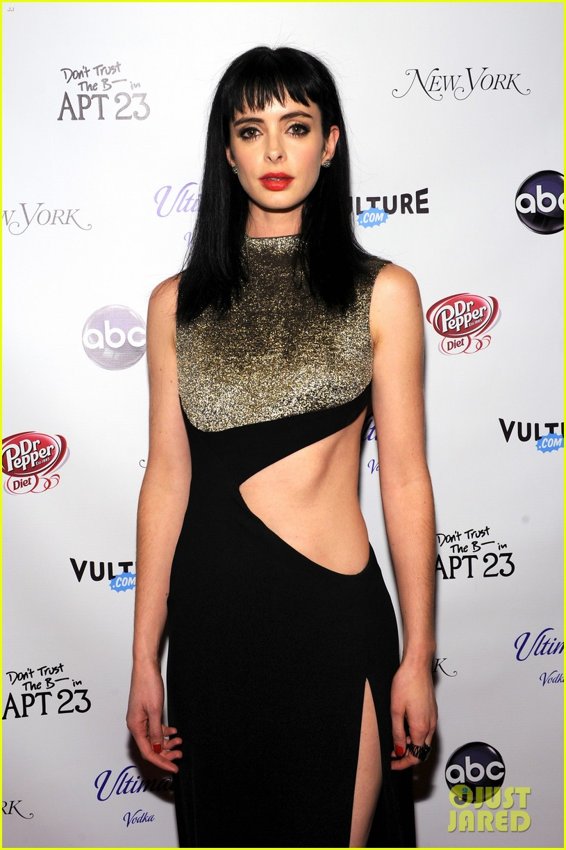 krysten ritter dont trust the b in aparrtment 23 premiere 11