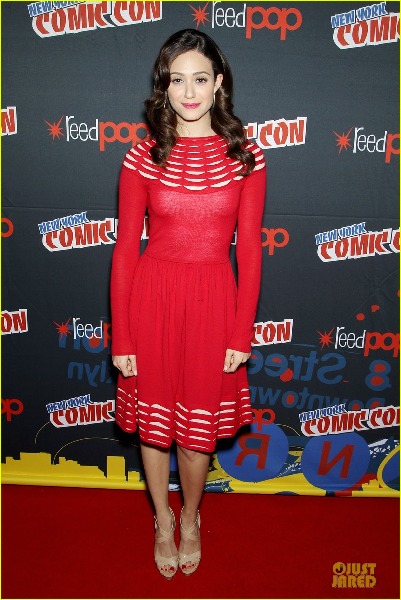 emmy rossum beautiful creatures comic con panel 062737736