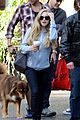 amanda seyfried desmond harrington big apple coffee break 04