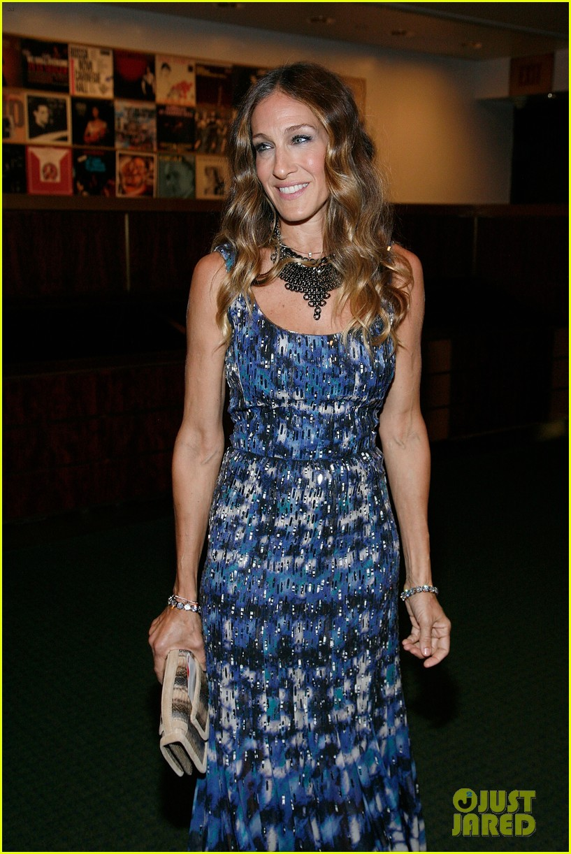 sarah jessica parker carnegie hall opening night gala 02