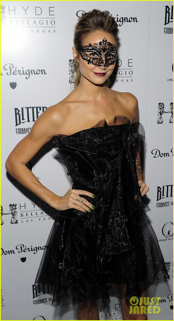 stacy keibler halloween masquerade host 13