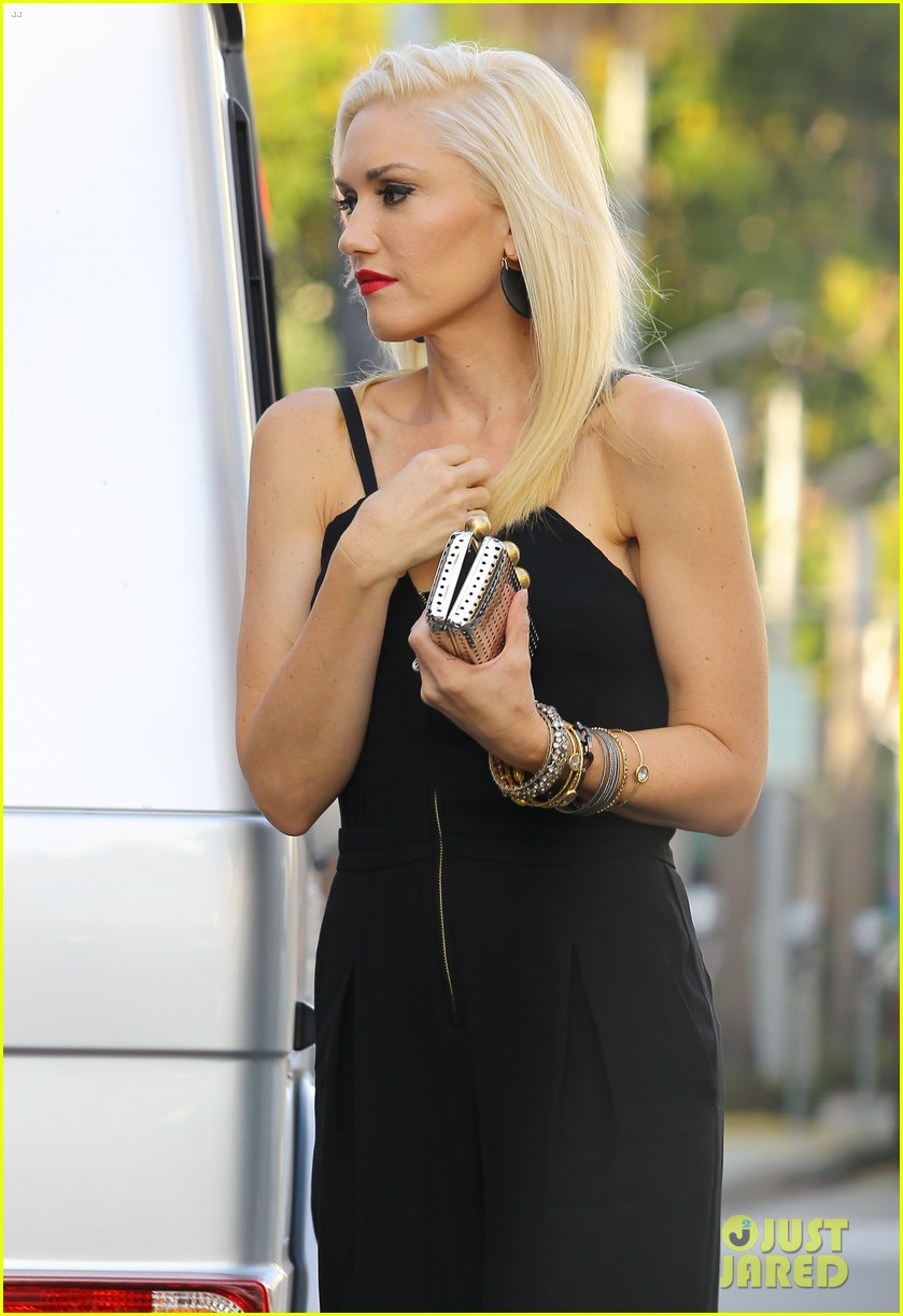 gwen stefani birthday celebration with the family 04