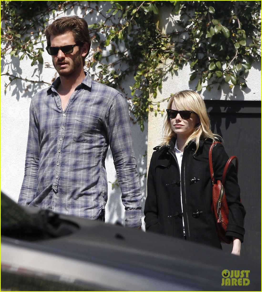 emma stone andrew garfield book soup 17