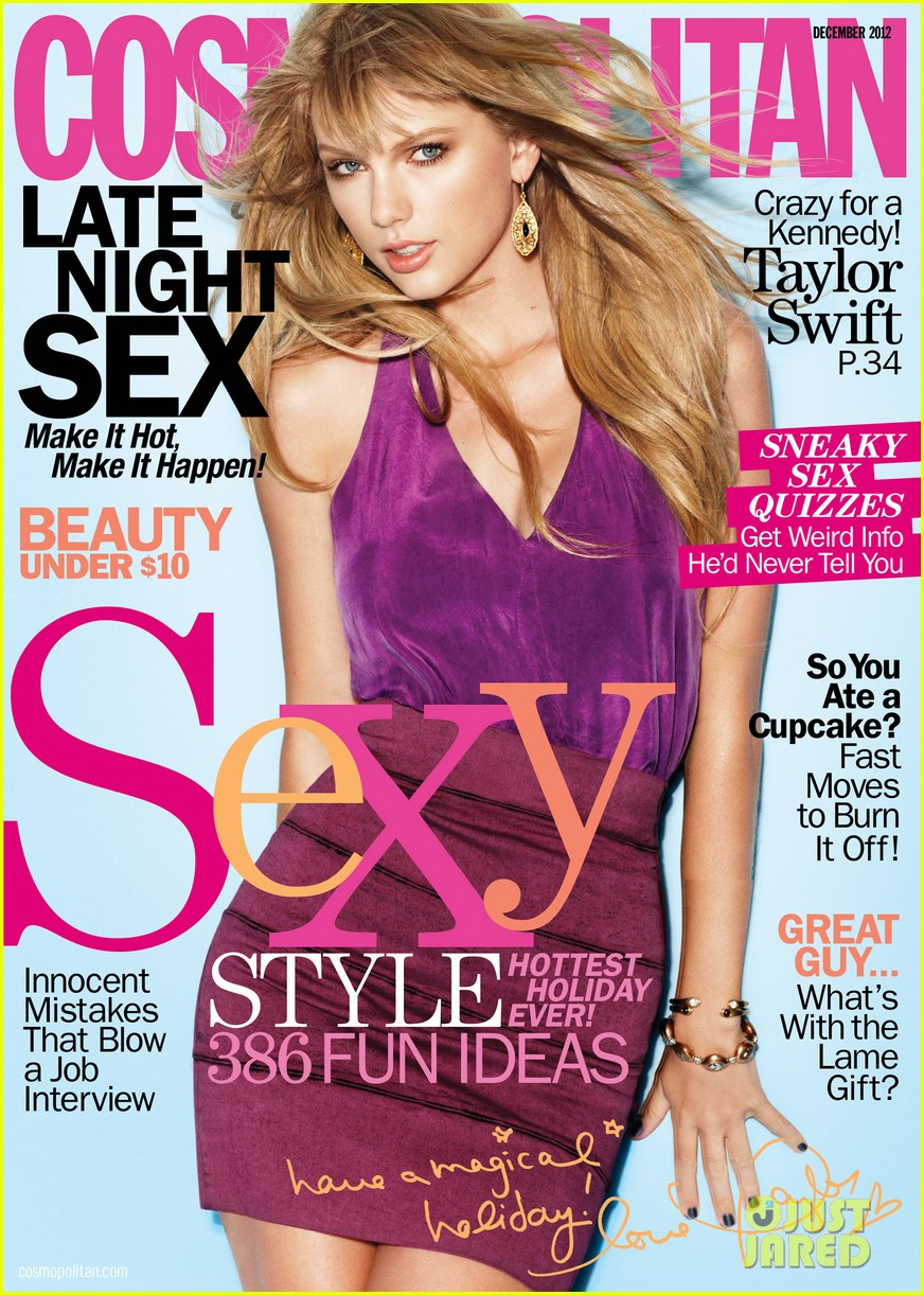 taylor swift covers cosmopolitan december 2012 02