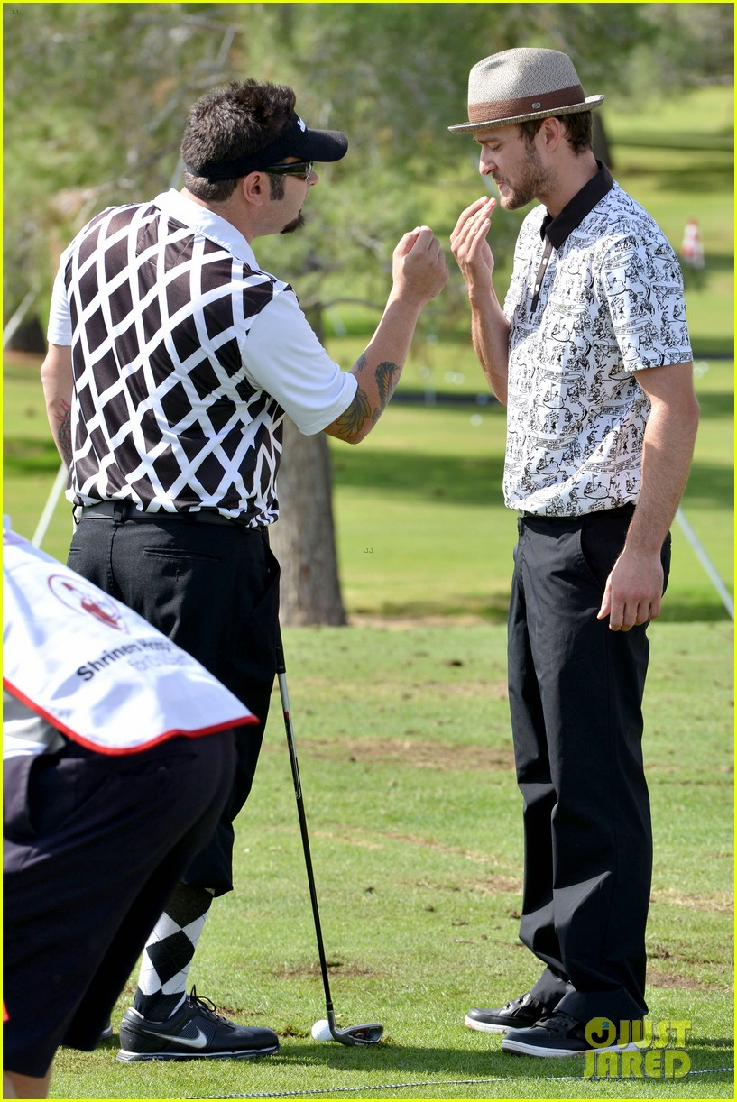 justin timberlake shriners hospital golf tournament 242732436