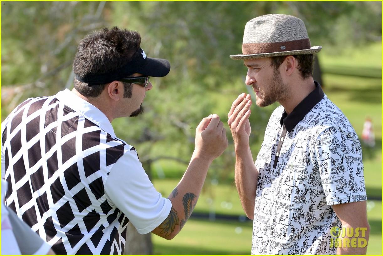 justin timberlake shriners hospital golf tournament 25
