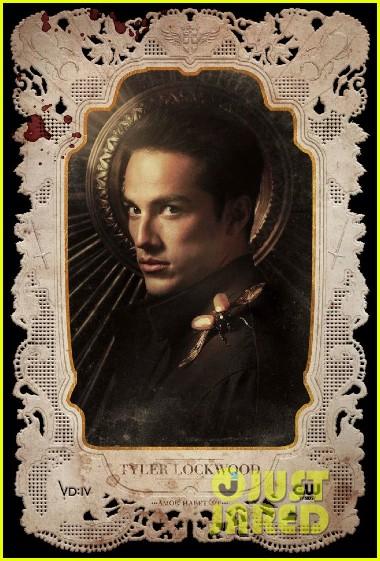 nina dobrev ian somerhalder new vampire diaries posters 04