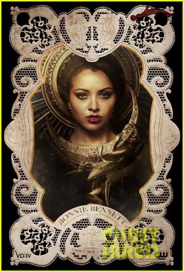 nina dobrev ian somerhalder new vampire diaries posters 092736982