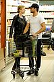 emily vancamp joshua bowman grocery shopping duo 02
