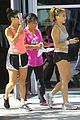 vanessa hudgens gym grocery store 10