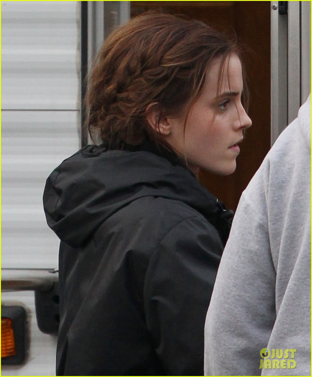 Photos du tournage Emma-watson-russell-crowe-film-noah-in-brookville-04
