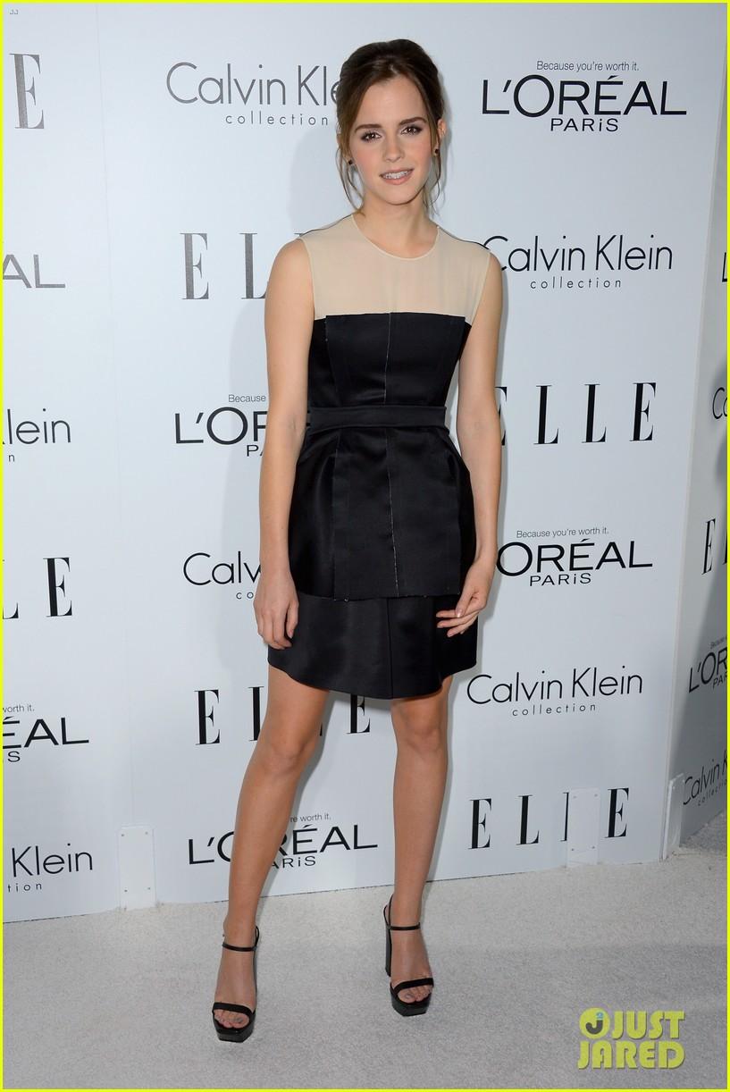 Elle Fanning Emma Watson Emma Watson Elle Fanning