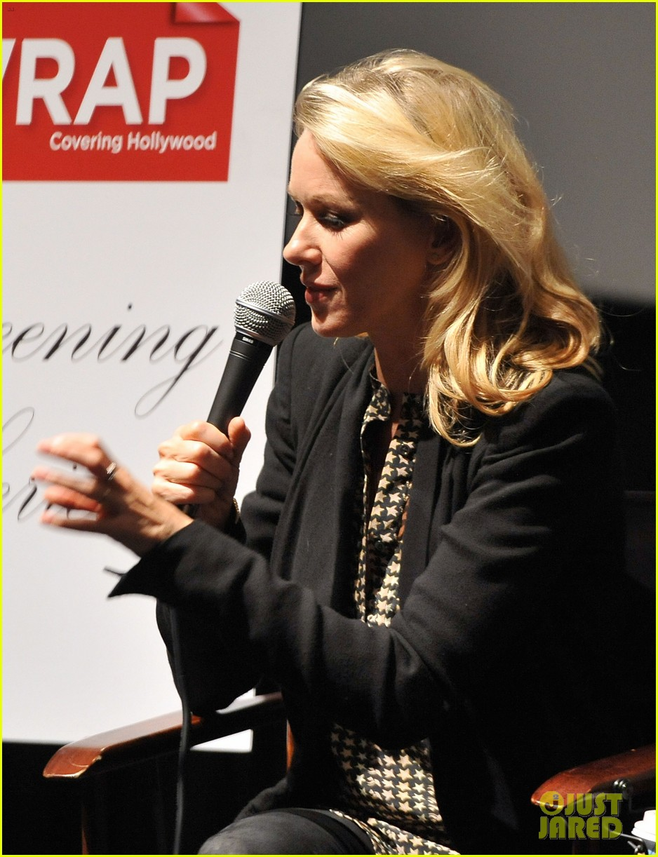 naomi watts the wrap screening series 082743360