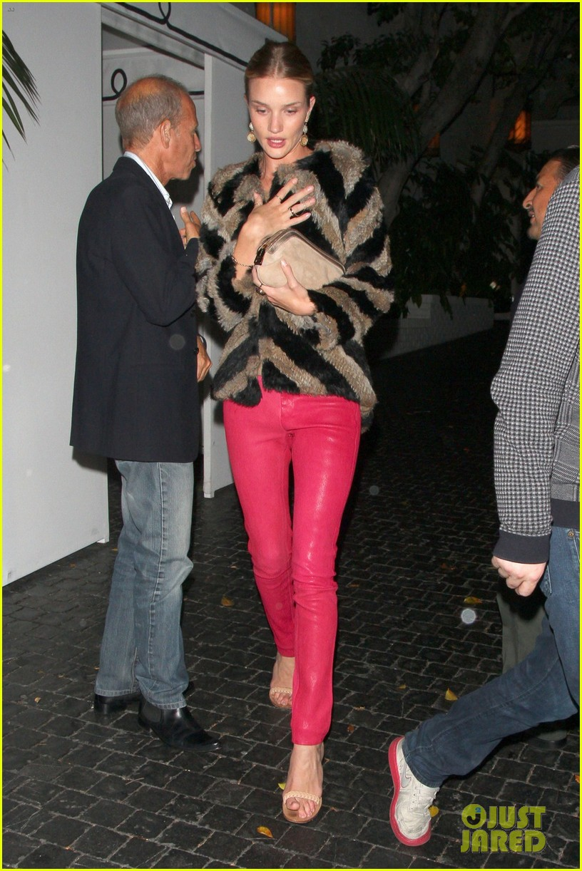 rosie huntington whiteley chateau marmont lady 022737465