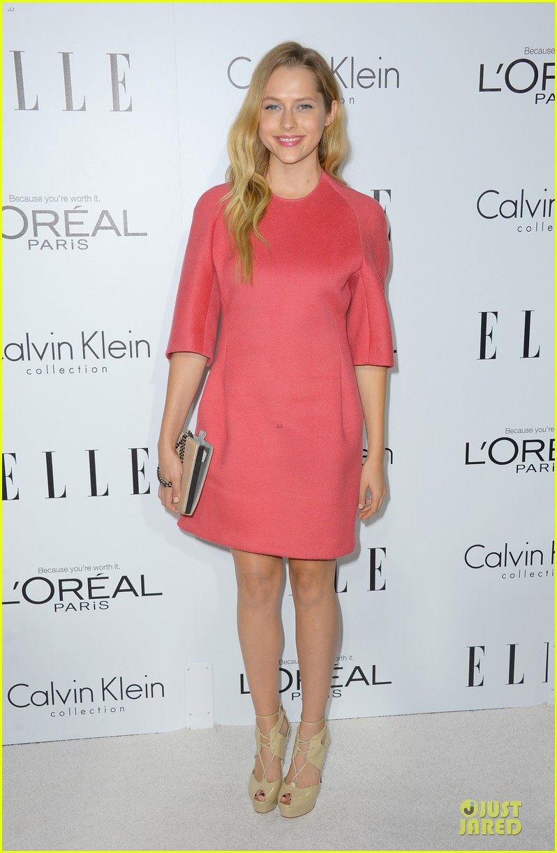 kristen wiig teresa palmer elle women in hollywood 12