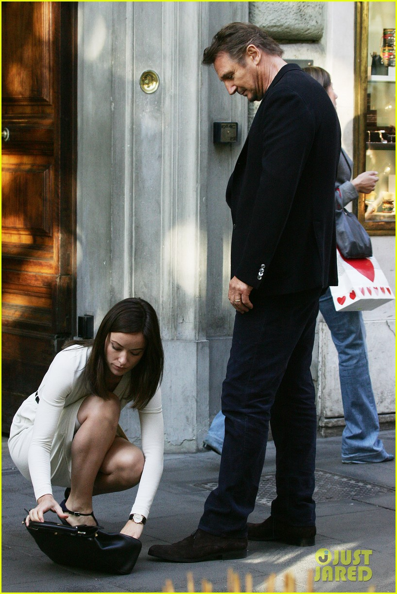 olivia wilde liam neeson third person set01
