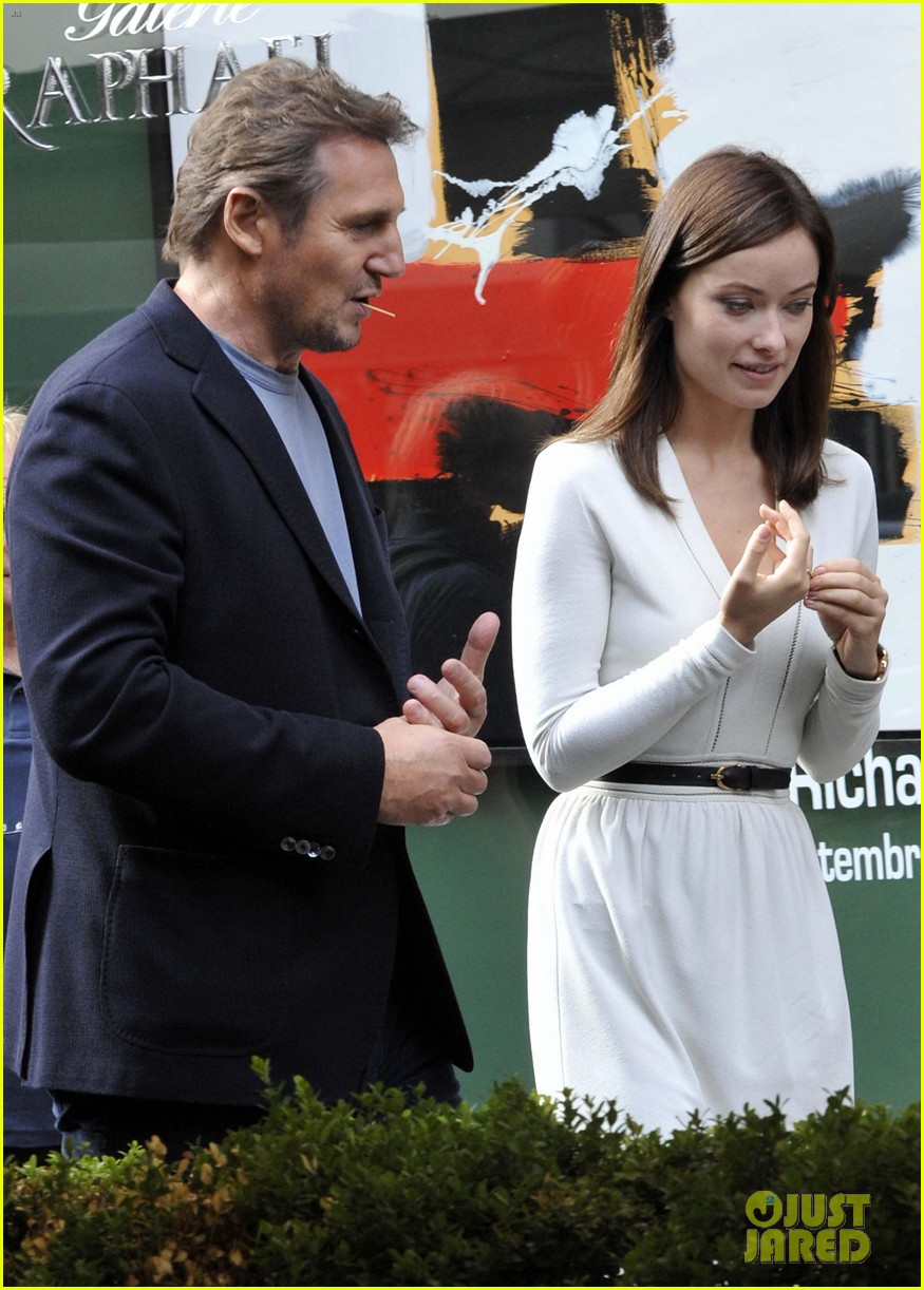 olivia wilde liam neeson third person set09