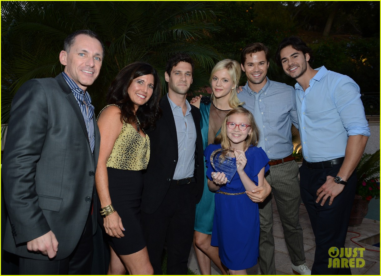 rumer willis jayson blair pflag new normal party 01
