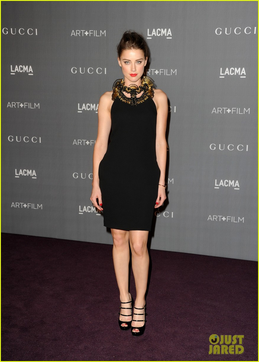 evan rachel wood amber heard lacma art film gala 12