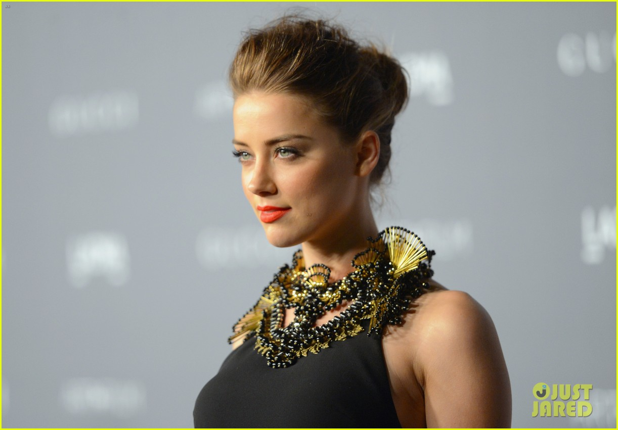 evan rachel wood amber heard lacma art film gala 25