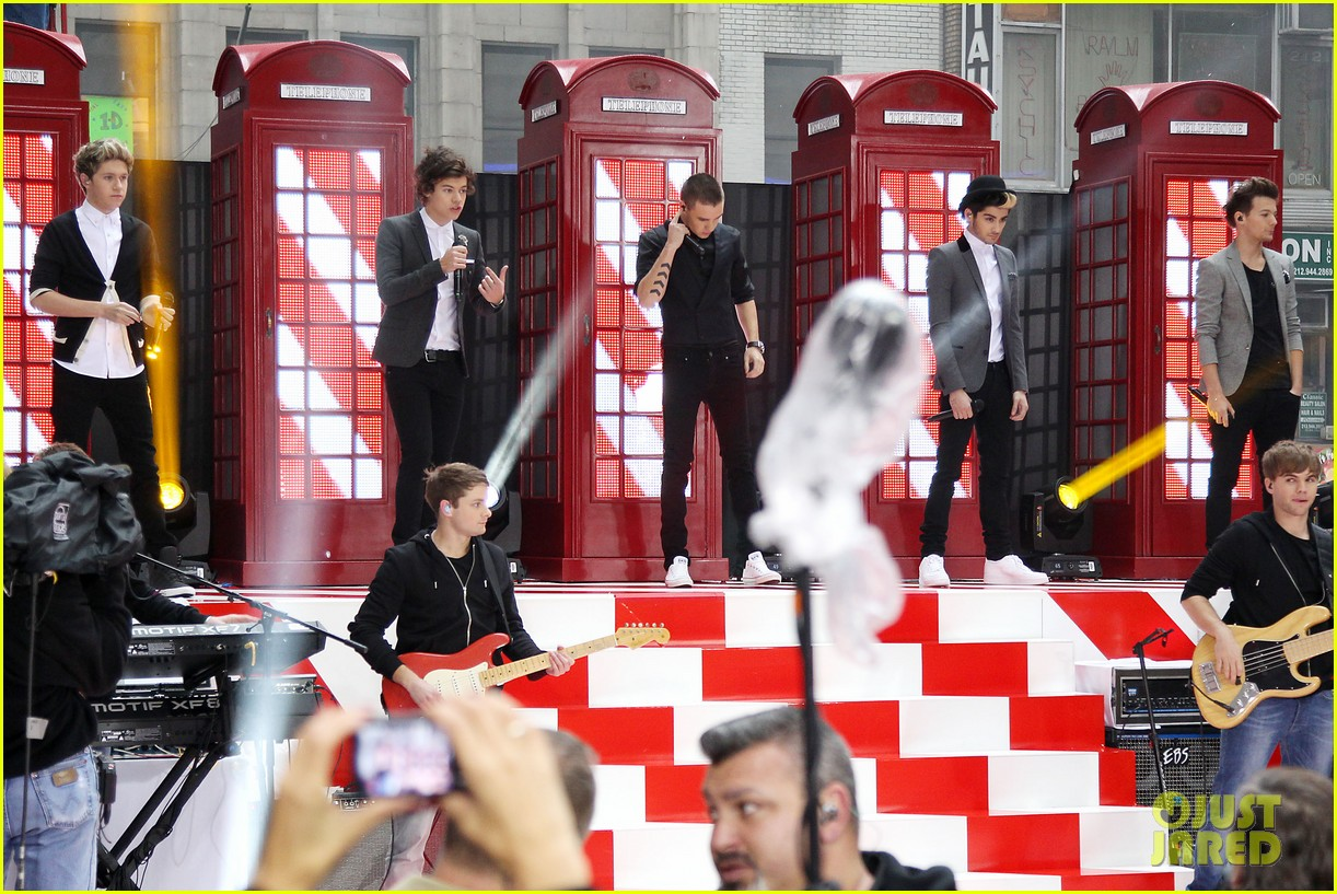 one direction announces 3d movie on today show 02