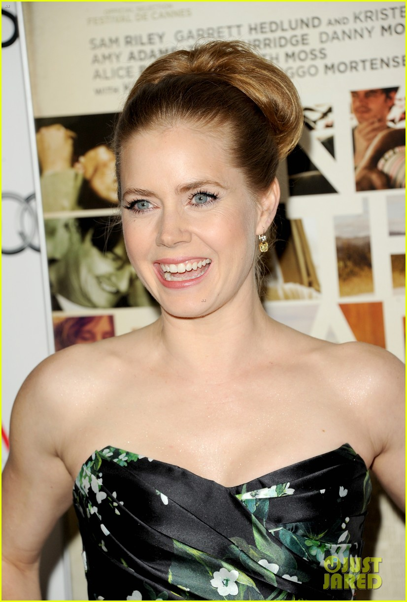 amy adams garrett hedlund on the road afi screening 242750628