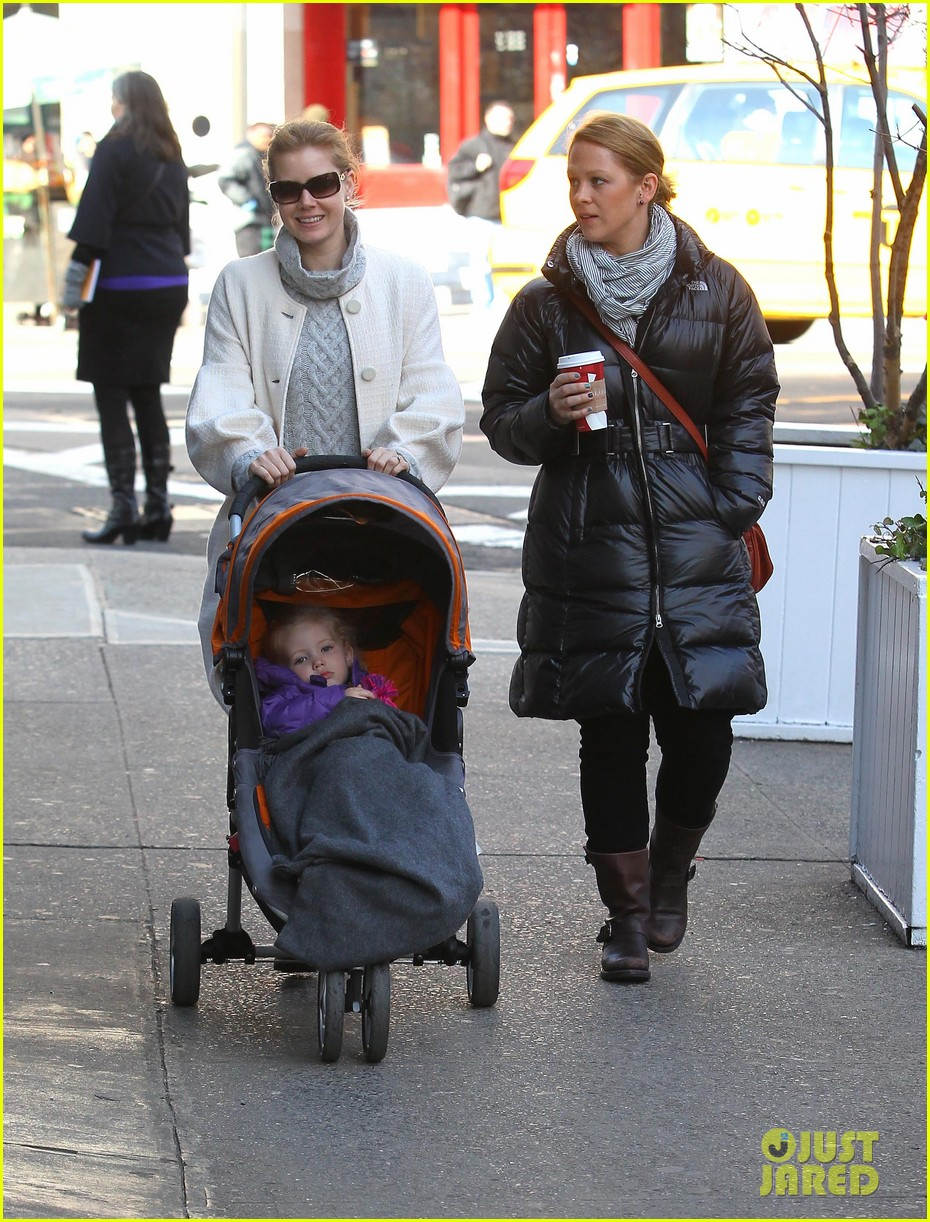 amy adams big apple family time 162766014