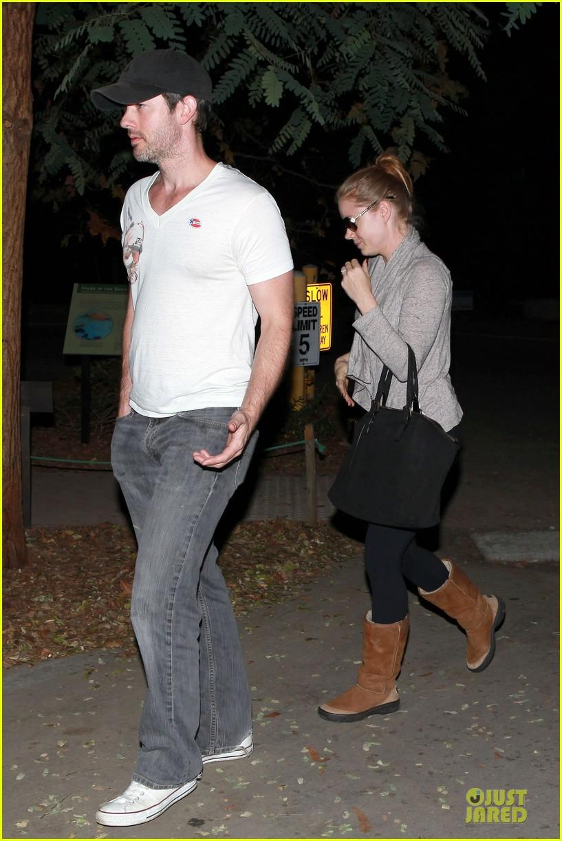 amy adams late night voting couple 06