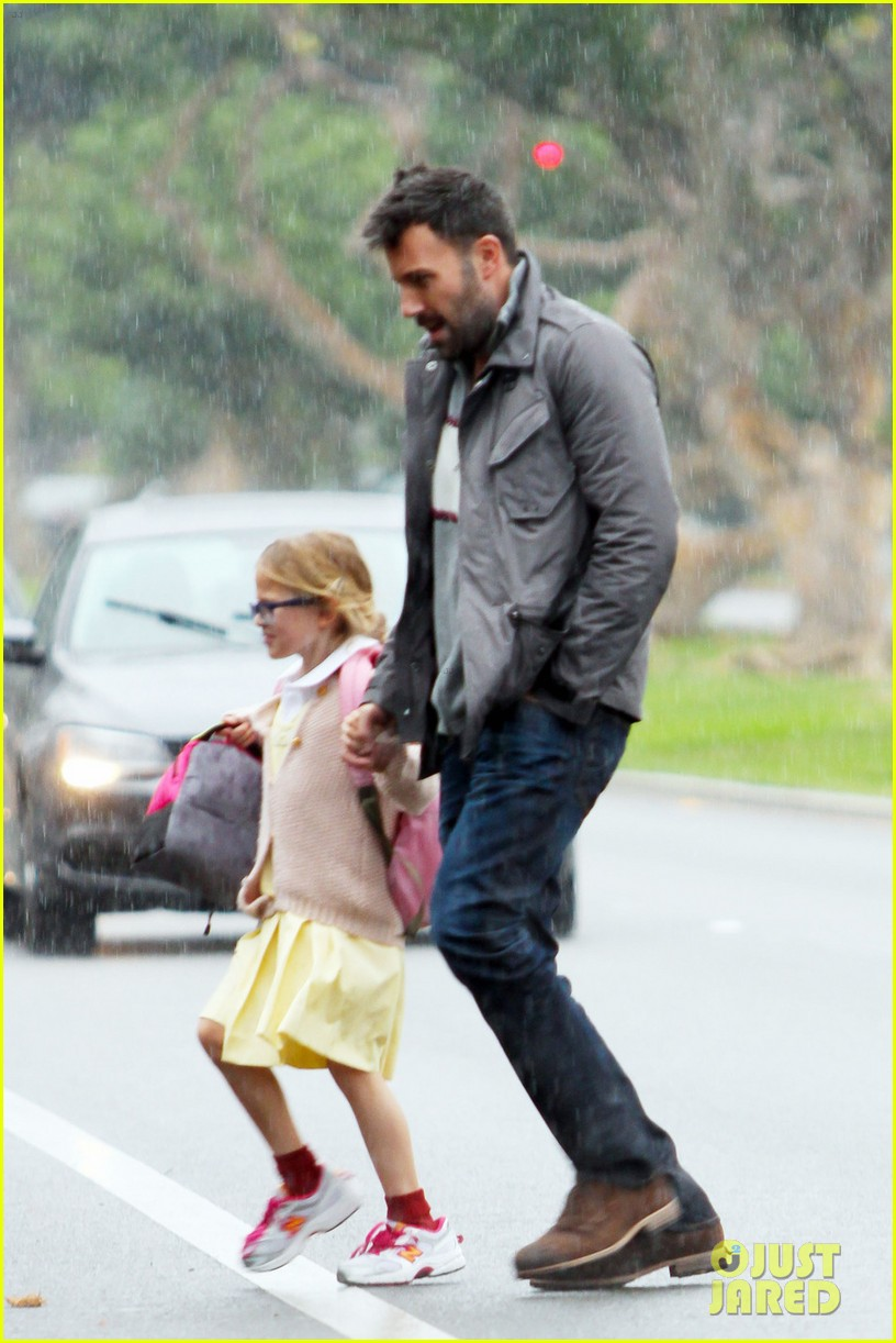 ben affleck daddys day with violet seraphina 08