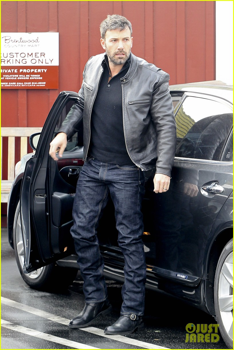ben affleck daddys day with violet seraphina 19