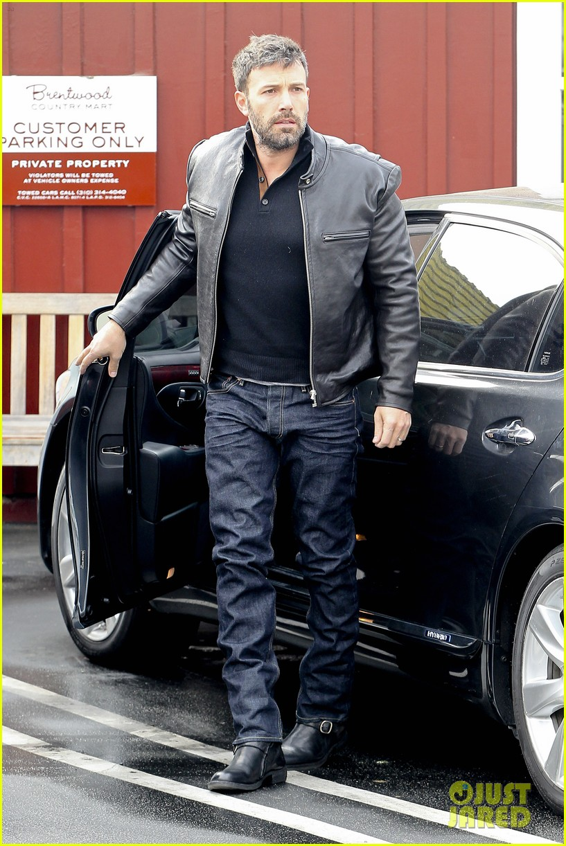 ben affleck daddys day with violet seraphina 25