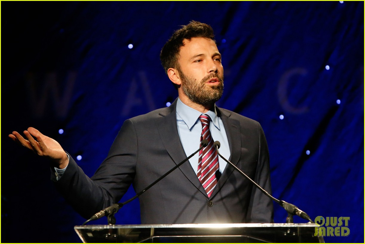 ben affleck human rights watch guest speaker 07