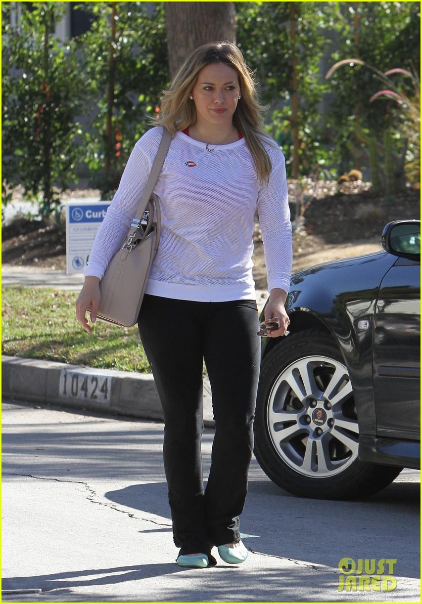 dianna agron hilary duff ladies who vote 12