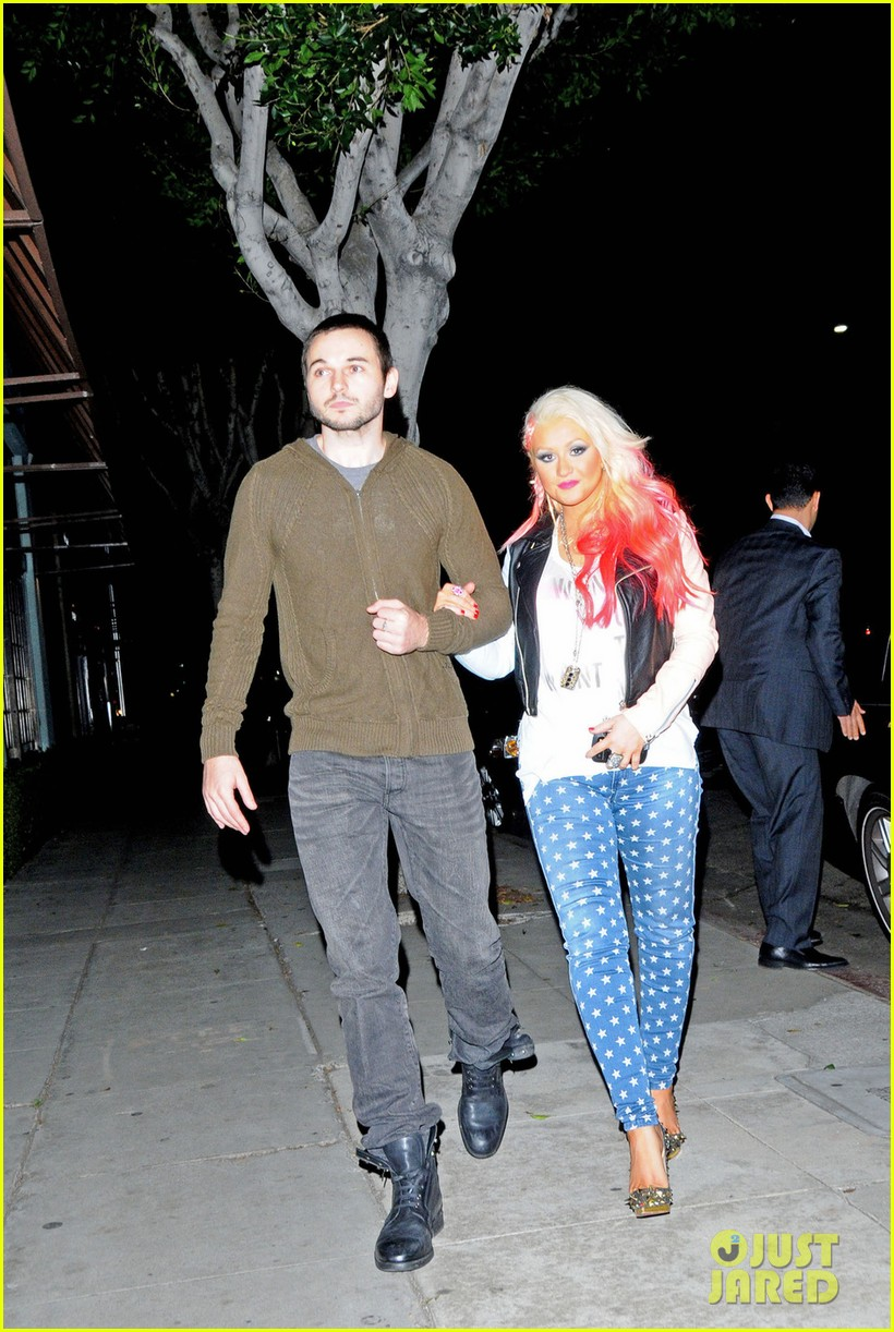 christina aguilera the voice at the grove 14