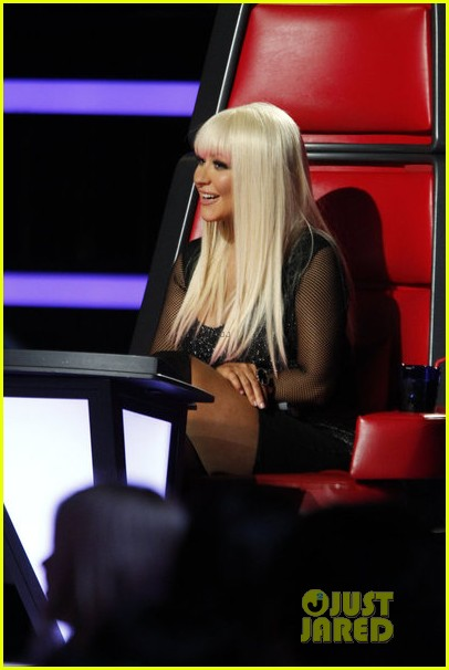 christina aguilera blake shelton just a fool performance on the voice 04