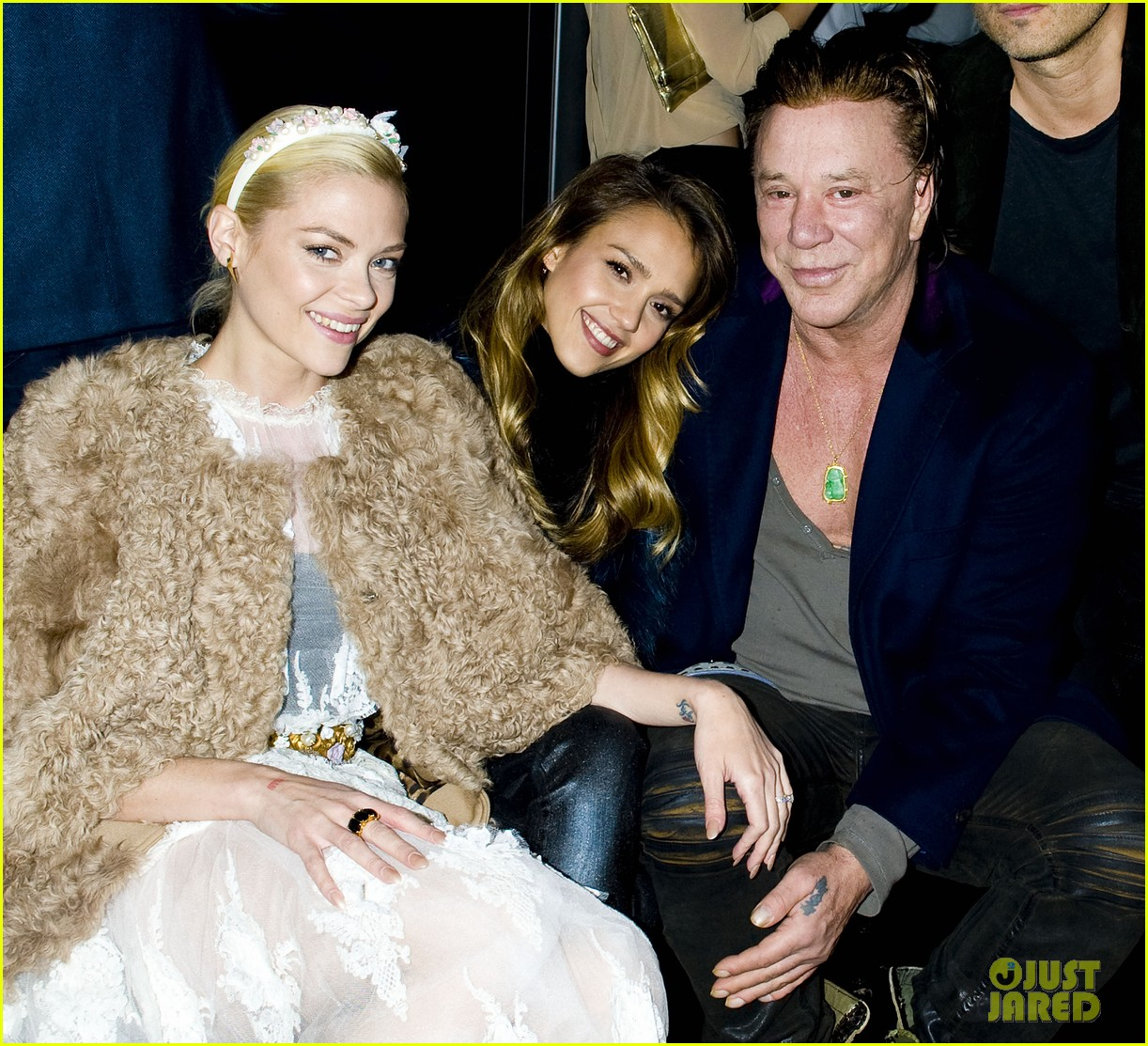 jessica alba jaime king sin city 2 production launch party 02