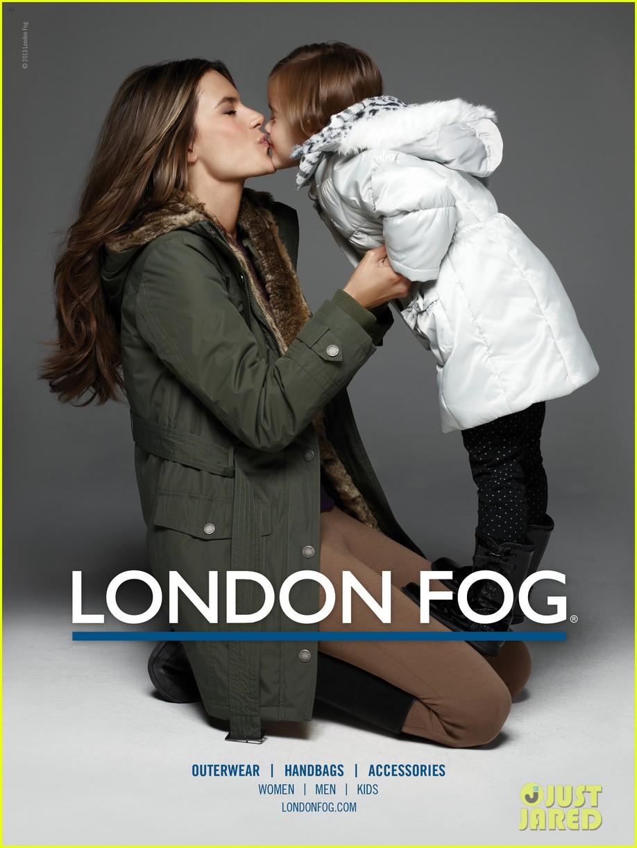 alessandra ambrosio london fog campaign with anja 06