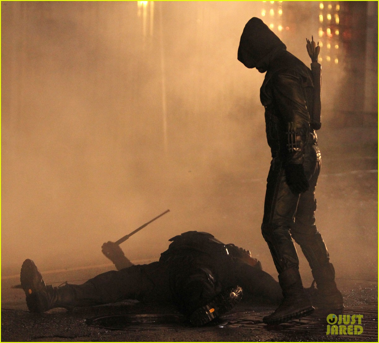 stephen amell arrow fight scenes 25