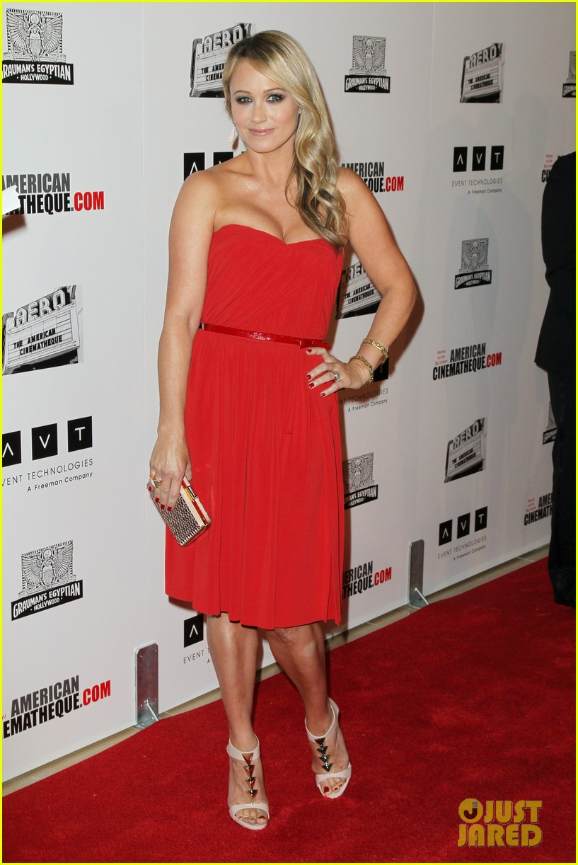 jennifer aniston justin theroux american cinematheque gala 14