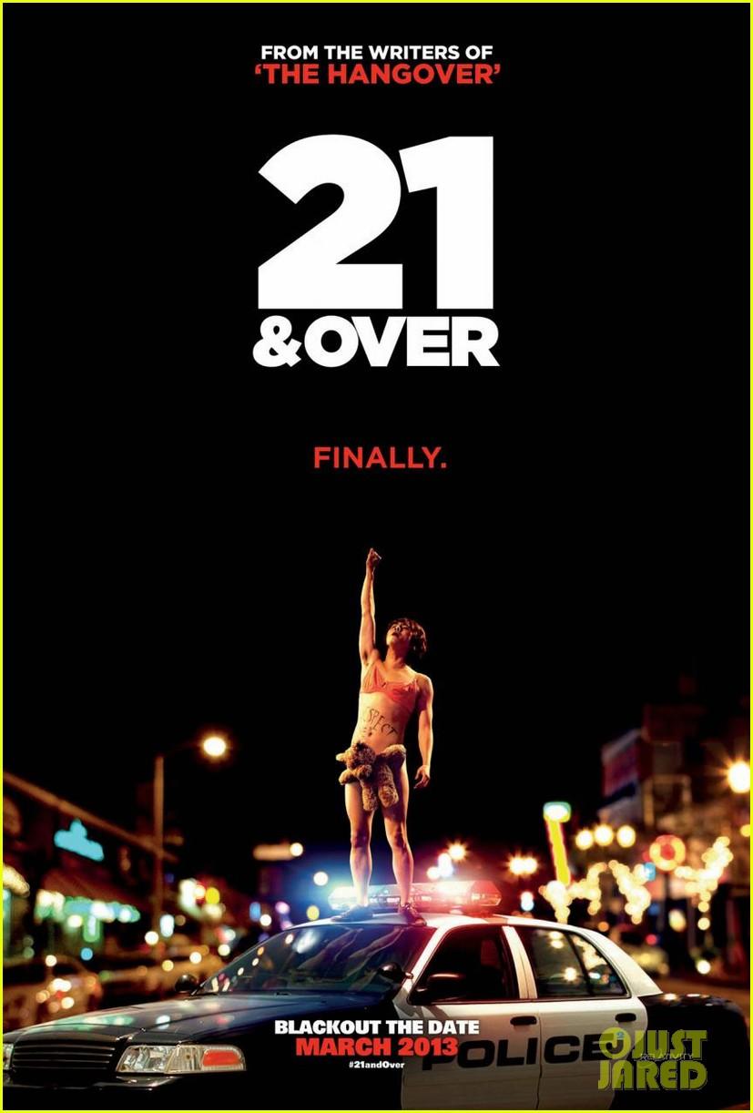 skylar astin miles teller 21 over trailer poster