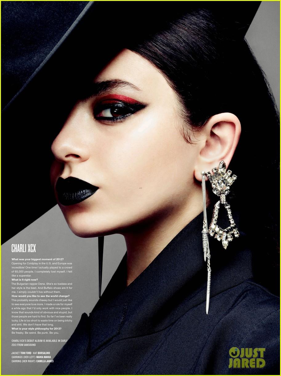 azealia banks cassie v magazine girls of now 06