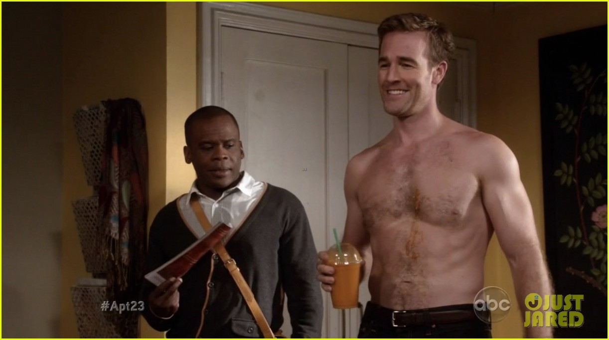 James van der beek naked Nude Photos 72