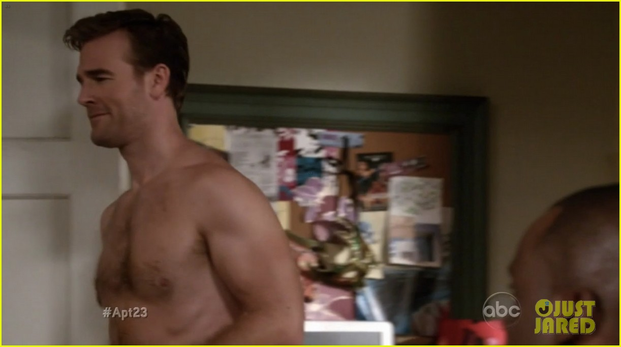James van der beek naked Nude Photos 13
