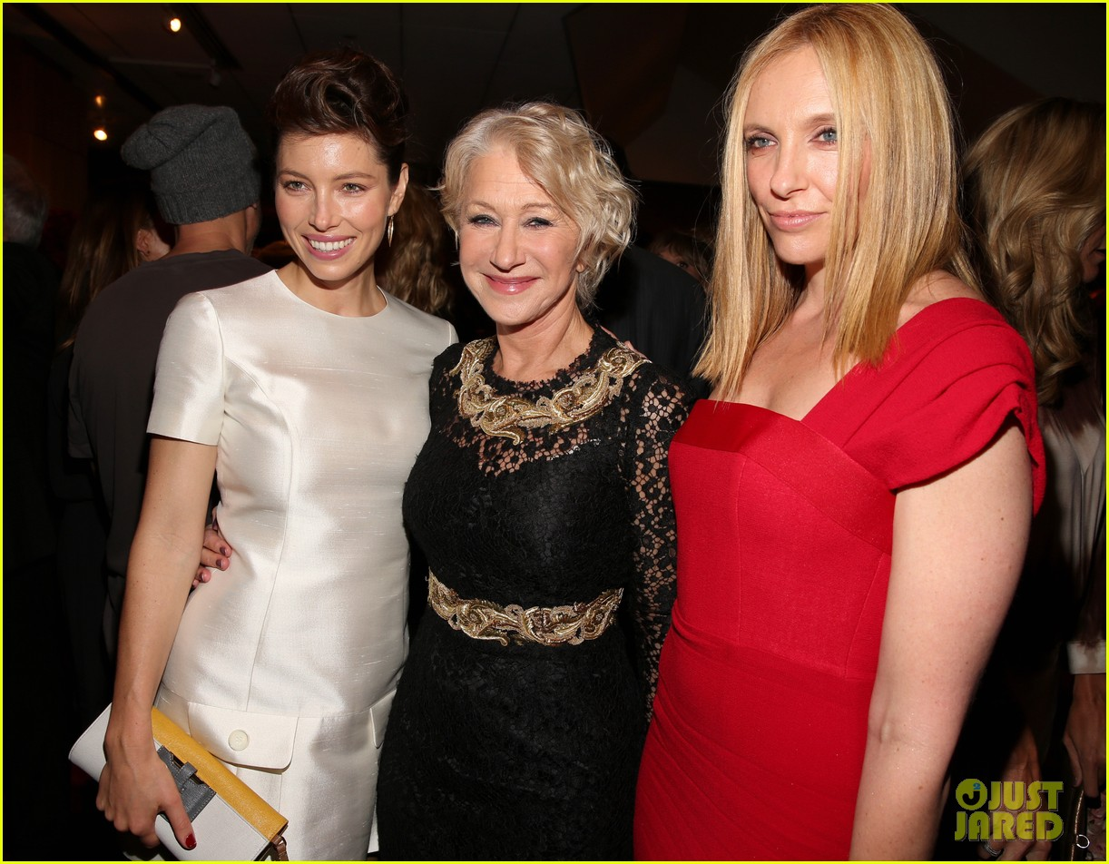 jessica biel hitchcock after party with helen mirren 07